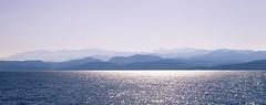 montagnes cretoise depuis le large (DidierB77) Tags: mer creta greece crete paysages grece montagnes rivage kissamos