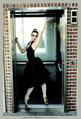 BlackElevator (oldtownjenn) Tags: light ballet black reflection art girl beautiful beauty leather modern outdoors shoe dance model ballerina ribbons shoes soft arch artistic creative arches dancer kansas pointe essence satin sole blackswan balet ballerinas balett wichitaks urbandance balerina balletpointe baletki baletka baletky oldtownwichita jenniferspaenyphotographerwichita