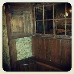 #Comida #Italiana en #arquitectura tradicional #canaria.