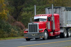 Peterbilt (raymondclarkeimages) Tags: raymondclarkeimages transportation trucks tractortrailer trucking logistics canon semi peterbilt pete cdl carrier rig 7d drive driver driving commercial vehicle diesel gasoline highway transport road hauling usa 8one8studios picof pictureof haulin goods business rci photography photographer imageof flickr google yahoo