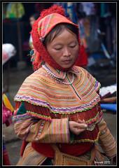 MERCADO BAC HA (ITURRATE) Tags: babe tay hanoi ra sapa hmong halongbay bacha hmongflower
