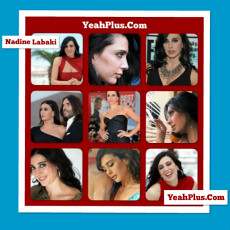 Nadine Labaki (Alma labaki66) Tags: lebanon sport stars for films social best arab talent future actress movies shows got network about nadine lbc    labaki