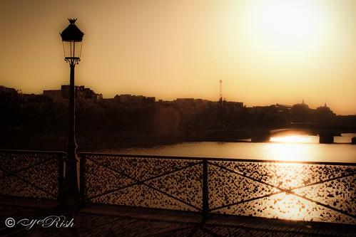 eyeRish-Paris with love