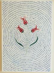 hayatn gzelii (Karl Talip Kara) Tags: art kara asian golden fine painter karl ottoman horn turkish talip iznik