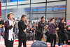 'One Direction' performing live on the 'Today' show in New York City New York, USA
