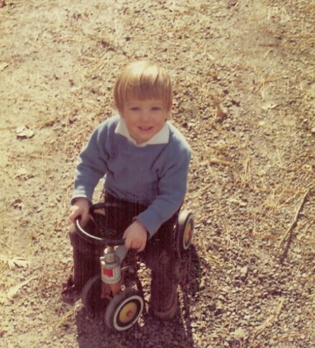 "My first ""bike"""