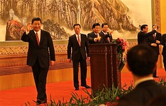 Presentation of the standing committee of China 2012
