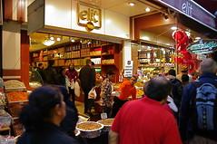 Egyptische Bazaar (JANKUIT) Tags: istanbul bazaar turkije deel europese istanboel egyptische aziatische