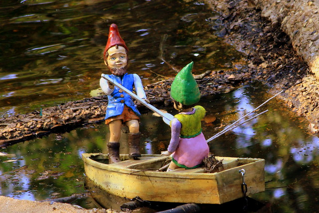 Rock City's Gnome Valley #2: Boating