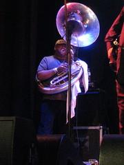 Dirty Dozen Brass Band (2012) 09 - Kirk Joseph