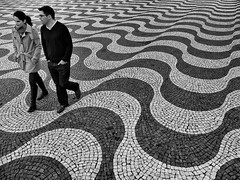 From (Fernando_PC) Tags: street woman men portugal walking blackwhite couple flickr downtown pov lisbon candid streetphotography minimal sidewalk baixa x10 streetphotographer 500px juststreet highpov fujifilmx10 fernandopc