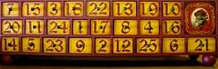 "advent ""calendar"" (muffett68 ☺ heidi ☺) Tags: christmas random numbers 111 drawers 125 ansh scavenger18 awoodenbox 112picsin2012"