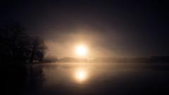 "Morning! (adrian.wai) Tags: morning lake london misty sunrise sony 16mm richmondpark nex flickraward flickraward5 ""flickrawardgallery"" me2youphotographylevel2 me2youphotographylevel3 me2youphotographylevel1 me2youphotographylevel4"