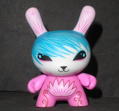 dunny (2012 series) Jeremiah Ketner 01 (mikaplexus) Tags: street pink blue favorite streetart art beautiful toy toys happy pretty artist designer awesome arts vinyl collection kidrobot collections artists collectible lovely jeremiah limited rare collectibles collecting collector airbrush dunny arttoy arttoys designertoy toy2r vinyltoy vinyltoys dunnys designervinyl ketner jeremiahketner ireallylike designervinyltoy