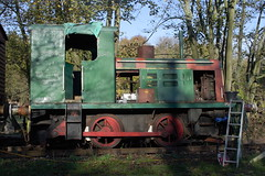 20111119 051 EKR Shepherdswell. 'Snowdon' Diesel Mechanical Shunter Built 1952 Fowler, Works No 416002 (15038) Tags: industrial br diesel trains locomotive railways britishrail fowler shepherdswell eastkentrailway 040dm 416002