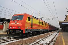 Amarcord...... (Maurizio Zanella) Tags: italia trains railways aw alessandria treni ferrovie autoslaaptrein eetc arenaways e483020