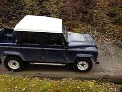 Land Rover Experience Center Wlfrath (GillyBerlin) Tags: outdoor vogue experience landrover rangerover freelander webergrill evoque wlfrath defener