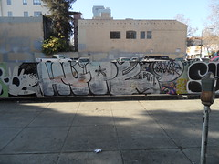 hype (THE REAL VILLIANS) Tags: graffiti oakland hype hyper vf kcm btm