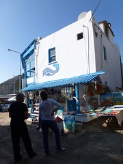 Well,does it look good? (Tulay Emekli) Tags: turkey aquarium restaurant souvenirs bodrum touristattractions gmlk akvaryum souvenirshops holidayresort