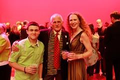 Jake, Richard & Brownwyn Dannenfelser