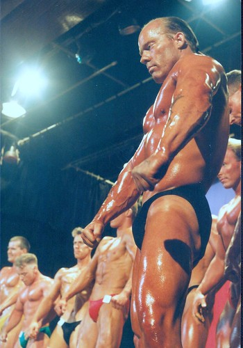 Easterhouse Bodybuilding Competition 1989