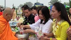 จังหวัดพะเยาได้มีการประกอบพิธีเนื่องในวันเฉลิมพระชนมพรรษา พระบาทสมเด็จพระเจ้าอยู่หัว 5 ธันวาคม 2555