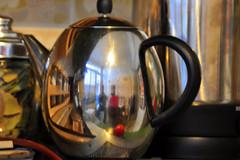 Teapot Reflection (RobW_) Tags: reflection december athens teapot thursday 2012 koukaki diaryphoto veikou dec2012 mdpd2012 mdpd201212 06dec2012