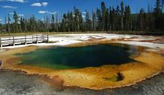 Emerald Pool 1 (James St. John) Tags: black pool sand basin upper yellowstone wyoming geyser emerald