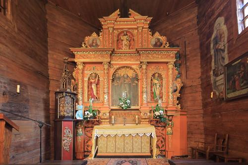 Drewniane kościoły południowej Małopolski / Wooden churches of Southern Little Poland
