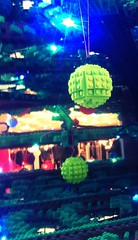 Bauble (westy48) Tags: lego bauble chameleon traffordcentre thetraffordcentre uploaded:by=flickrmobile flickriosapp:filter=chameleon