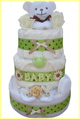 Nappy Cake (7) (Labours Of Love Baby Gifts) Tags: babygift nappycake nappycakes newbabygifts laboursoflovebabygifts