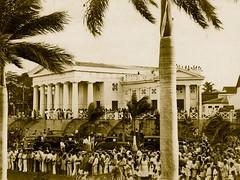 Palacio del Ayuntamiento de Managua (Vintage Nicaragua) Tags: vintage palace nicaragua managua