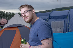 Knockanstockan 2016 (Dead L) Tags: 2016 friday hoks humansofknockanstockan knockanstockan ks strobist strobism balancingflash ambient ambiant godox ad360 godoxad360 brolly umbrella diffuser naturallight locationphotography location strobistonlocation doggo dog hippy costume festival cowboyhat festivalfashion goldenplec sunset