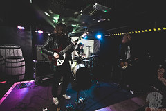 MALE GAZE - SMFB - 26.04.16 (acidbox promotions) Tags: garage rock psychedelic punk live gig photography visuals projection lights lightshow male gaze sticky mikes frog bar brighton