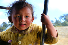 Portraits from the Hills (pallab seth) Tags: trekking trail tour travel destination himalayan himalayas singalilanationalpark bengal india tourism trek adventure indian outdoors asia hill nationalpark westbengal colour child portrait face happy children kid kids youngster