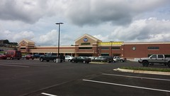 New Parking Lot View (Retail Retell) Tags: kroger marketplace v478 hernando ms desoto county retail construction expansion project