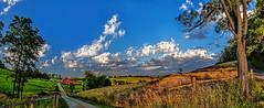 IMG_9630-34PtRzl1TBbLGE3 (ultravivid imaging) Tags: ultravividimaging ultra vivid imaging ultravivid colorful canon canon5dmk2 clouds fields farm barn road scenic vista rural summerday