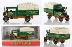 MBY-27-Foden-Rank (adrianz toyz) Tags: matchbox yesteryear diecast toy model truck steam wagon foden 1922 y27 josephrank