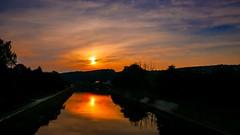 sunset (Yasmine Hens) Tags: sunset hensyasmine namur belgium wallonie europa aaa belgi belgia europe belgien  belgique blgica   belgie  belgio    bel be panasonicdmclx100