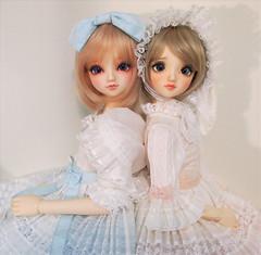 Charm & Bliss (Rikka_Mika) Tags: volks sd coco superdollfie bjd abjd balljointed ball jointed doll sd10 girl standard f60 charm bliss