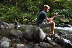 DSC_5418 (meganewens) Tags: maui iao needle sunset kaanapali lahaina hawaii digital black white waterfall