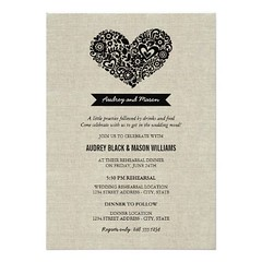 (Wedding Rehearsal and Dinner | Black Rustic Card) #Dinner, #Heart, #Linen, #Monogram, #Poem, #Rehearsal, #Rustic, #Verse, #Wedding, #Whimsical is available on Custom Unique Wedding Invitations store http://ift.tt/2bbhFTw (CustomWeddingInvitations) Tags: wedding rehearsal dinner | black rustic card heart linen monogram poem verse whimsical is available custom unique invitations store httpcustomweddinginvitationsringscakegownsanniversaryreceptionflowersgiftdressesshoesclothingaccessoriesinvitationsbinauralbeatsbrainwaveentrainmentcomweddingrehearsalanddinnerblackrusticcard weddinginvitation weddinginvitations