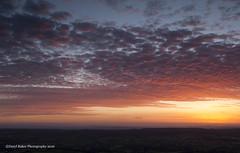 East Devon Sunset (Daryl 1988) Tags: sunset sun light landscape sky skies colour red nikon d2xs devon eastdevon england uk amazing beautiful wow sundown outdoors country countryside clouds cloud sunlight colours dusk britain skyscape