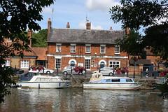 The Old Anchor Inn (lazy south's travels) Tags: abingdon oxfordshire england britain uk riverthames pub inn bar town river side summer