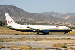 N732MA Tui Netherlands Boeing 737-800 Malaga Airport 17th August 2016 (_Illusion450_) Tags: 170816 malaga airport agp aeropuertodemálagacostadelsol aeropuerto málaga costadelsol lemg aviation avion aeroplane aeroport aircraft airplane airline airlines flughafen n732ma tui netherlands boeing 737800 tuinetherlands boeing737800 b738 tuiairlinesnederland caminopuentedelrey miamiairinternational miamiair