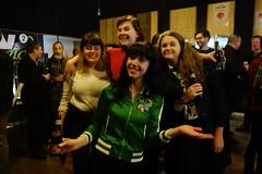 Sarah, Tess, Annaliese and Emerald (Three Triple R) Tags: broadcastermeeting2016 radiothon2016 ajewelinthejunkheap rrr rrr1027fm