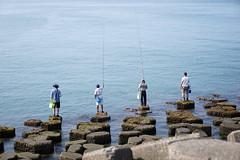 Fisherman (aelx911) Tags: a7ii a7markii a7m2 sony gmaster fe2470mmf28gm sel2470gm taiwan  fisherman ocean sea