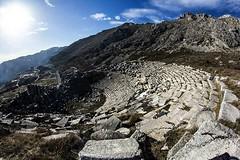 fish eye (mdoughty68) Tags: theater sagalassos aglasun ancient roman hellenistic turkey turkiye ruins