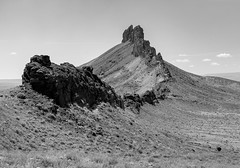 The Lava Spine (Kool Cats Photography over 7 Million Views) Tags: lava rock spine landscape newmexico shiprock ancientlavarock lavarock geologhy geology
