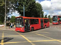 LN51 DWM  (DML41428) seen working the W19 to Walthamstow (West Scotland Transport) Tags: firstgroup first firstcentrewest firstlondon firstbus docklandsbuses bluetrianglebuses bus decker single dmn3 dml41428 dwm ln51 ln51dwm dennismarshall walthamstow w19 london londonbuses londonbus transport tfl transportforlondon marshall marshalldart dart dennis dennisdart goahead goaheadgroup goaheadlondon